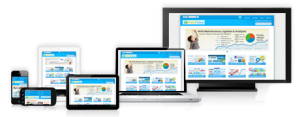 Nouveau site web multiplateforme